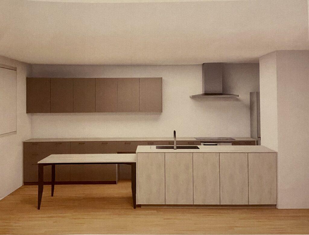 キッチンハウスパターン2